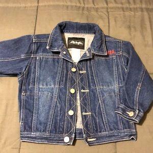Toddler denim jacket